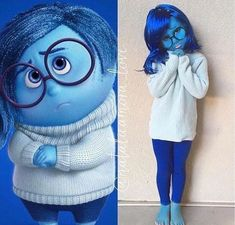 Best Halloween Costumes 2016 - Funniest Kids and Adult Costumes of Halloween can find Adult costumes and more on our website.Best Halloween C. Halloween 2016, Halloween Outfits, Halloween Kids, Kid Costumes, Couple Halloween Costumes For Adults, Inside Out Halloween Costumes, Costume For Kids, Diy Funny Halloween Costumes, Inside Out Costume