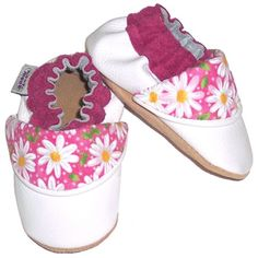 Premium leather even on hot summer days your baby's feet will stay fresh as a daisy! leather acts as a natural wic that pulls moisture away from the feet eliminating chaffing and odor. $28.00