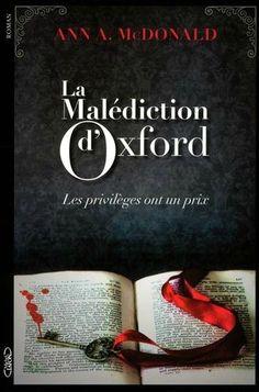 La malédiction d'Oxford - Ann A. McDonald