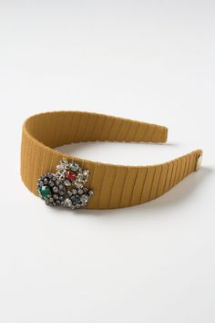 Anthropologie Headband in Gold (assorted) | Lyst