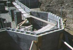 Icf construction icf construction 1000 for Foam concrete forms for sale