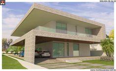 Sobrado - 5 Quartos - 824.39m² - Monte Sua Casa