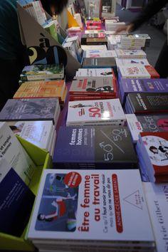 Forum de la Mixité 2013: Merci à la Librairie Violette and Co pour cette participation et cette confiance.