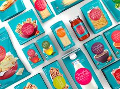 Simply Balanced on Packaging of the World - Creative Package Design Gallery