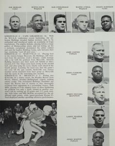Northeast Missouri State Teachers College | The 1960 Echo | Bulldog Football