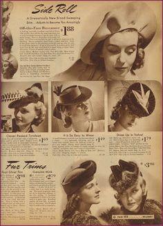NewVintageLady: Catalog Sunday Winter 1941