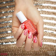Discover shade paradise with this summer nail design. Want more nail art ideas?
