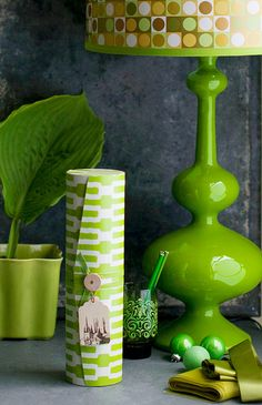 The grass is always greener when you add color to your #HomeDecor
