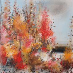 Rosanne BARR-Woodland in Autumn