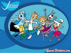 The Jetsons...another favorite cartoon!