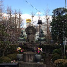 平和地蔵像  Heiwajizou