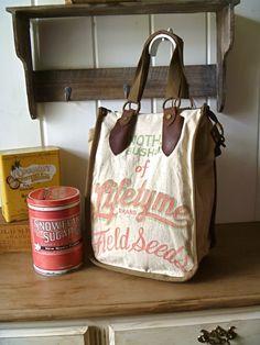 Seed bag, bag!