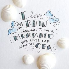 Mermaid Quotes ~ Inspiring and Magical More