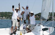 BMW Sail Racing Academy si její účastníci opravdu užili.