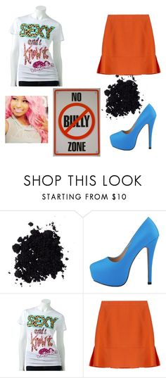 """""""red carpet  premiere/ i got hit by a bus"""" by lauren-paul-sets ❤ liked on Polyvore featuring Emilio Pucci, Nicki Minaj, men's fashion and menswear"""