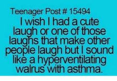 #Relatable #TeenagerPost