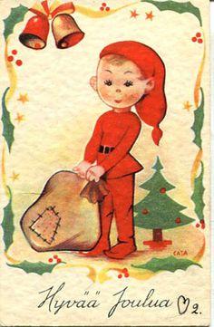 Carita (Falin) Rodén Christmas Holidays, Christmas Cards, Xmas, Cata, Disney Characters, Fictional Characters, Heaven, Disney Princess, Illustration