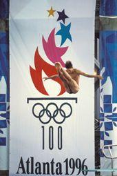 1996 Summer Olympics, Atlanta, GA