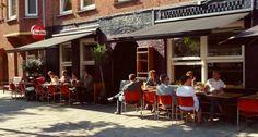 Cafe Reuring | Amsterdam - Lutmastraat 99, De Pijp | Eetcafe