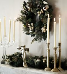 Paul Costelloe Living is an exclusive interiors and home collection from the Irish designer Paul Costelloe, brought to you by Dunnes Stores. Candleholders, Home Collections, Wreaths, Candles, Interior, Christmas, Gifts, Design, Decor