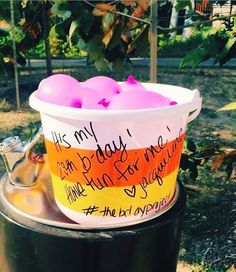 Summer act of kindness: Leave filled water balloons at a park with a note encouraging children to enjoy on a hot day! #Summerkindness #thebirthdayproject