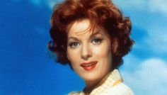 Maureen O'Hara...loved her in so many movies, especially original Parent Trap with Hayley Mills and Quiet Man with John Wayne.