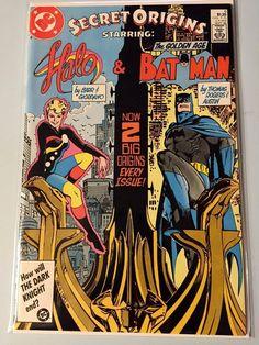 DC Comics: Secret Origins Starring Halo & Batman #6 VF