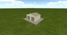 Cool 3D #marketing http://ift.tt/2nkPzcd #barn #workshop #greenhouse #garage #roofing #DIY