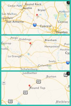 Where is Round Top Texas ? #roundtop  wwww.roundtoptexasantiques.com