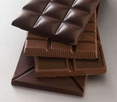 whoever said diamonds are a girl's best friend never ate chocolate :)