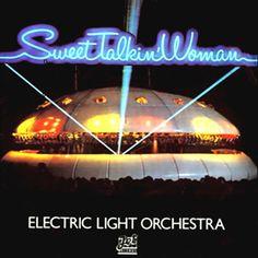 Electric Light Orchestra Sweet Talkin' Woman - 1977