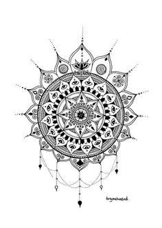 fortyonehundred | energies.jpg love this mandala