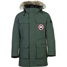 CANADA GOOSE Canada Goose Citadel Parka. #canadagoose #cloth #