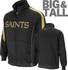e94bc5d3b Orleans Saints Big   Tall Tailgate .