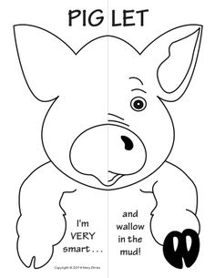Farm Anima;s Symmetry Activity Coloring Pages. Math with Craft-Creative Writing option.