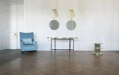 Round Staircase table | Interior and Product Design rooms.ge