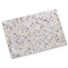 Formal Dining Room Placemats In Mother Of Pearl