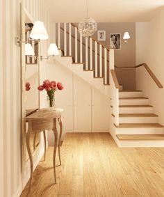 zabudowa wnęki pod schodami