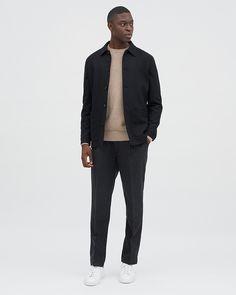 Rocker Chic, Fashion Lookbook, Flannel, Normcore, Wool, Pants, Jackets, Black, Style