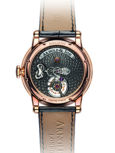 Arnold and Sons TE8 Metiers d'Art I - Mens luxury watch