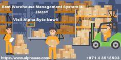 The best erp software company's brand with alphauae's Brand in Dubai, Abu Dhabi, UAE Warehouse Management System, Waste Reduction, Dubai Uae, Leadership, Software, Technology, Education, Tech, Tecnologia