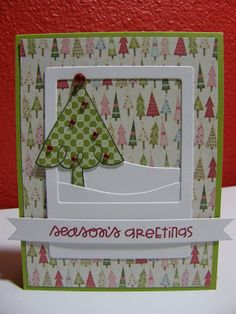 Cupcakes, Cards and Kim: The 12 Kits of Christmas - October Edition