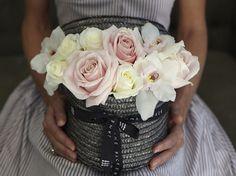 A basket ❤full of roses