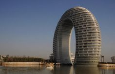 MAD architects: sheraton huzhou hot spring resort