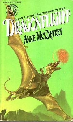 Did you guys know that The Dragonriders of Pern has been optioned for a movie series? I knew, and everyone in my house knew, because I shouted about it very loudly for the rest of the day. (Sorry.)…