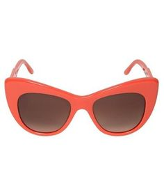 cba726fe35a7 STELLA MCCARTNEY Cat-Eye Acetate Sunglasses and other apparel