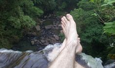 Cachoeira relax