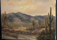 Wanting to learn how to paint a desert? Watch Kevin as he paints this Soft Desert mountain painting. For more paintings like this, go to www.paintwithkevin.com