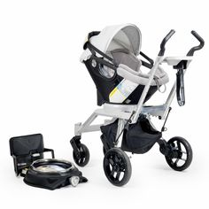 My little princess will be rolling in this!!!  Check out the Orbit Baby Stroller Travel System G2 from BabyAge.com!