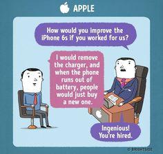 13 Hilarious Job Interview Scenarios At Famous Companies